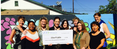 Star Vista  Grant Recipient Ceremony
